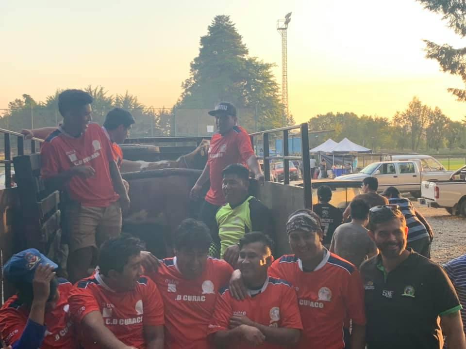 Torneo de Fútbol Rural Varones